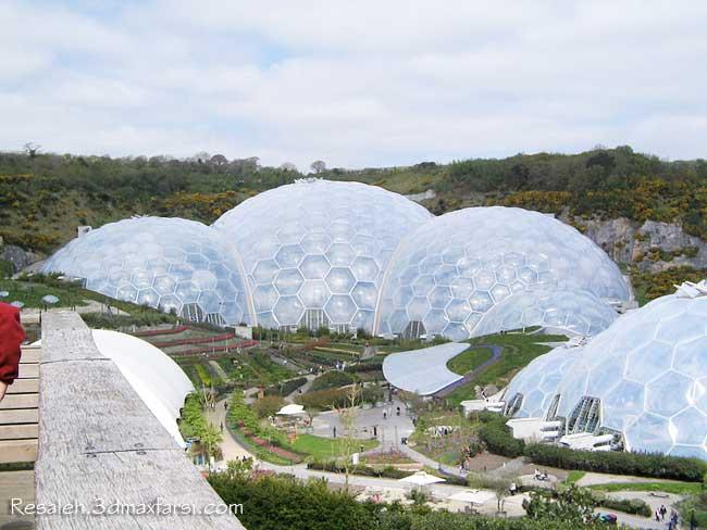 Greenhouse رساله پایان نامه گلخانه