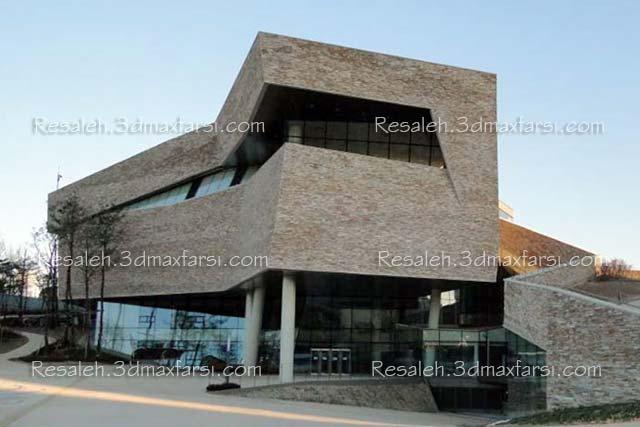 دانلود رایگان رساله موزه سنگ پایان نامه نمونه مشابه پلان معماری