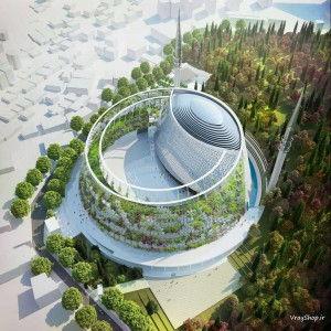 نمونه مشابه رساله مسجد مطالعات معماری