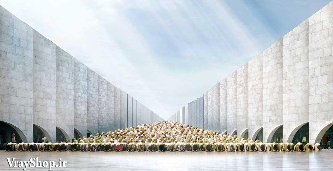 رساله مسجد دانلود پایان نامه مسجد مدرن گنبد مناره نورپردازی