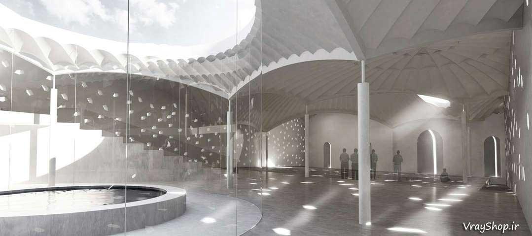 دانلود پایان نامه رساله مسجد دبی