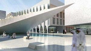 طراحی معماری رساله مسجد