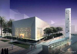 رساله مسجد مطالعات معماری