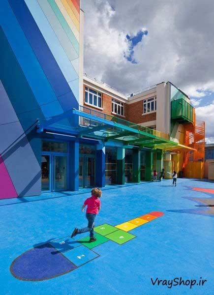 معماری رساله شیرخوارگاه