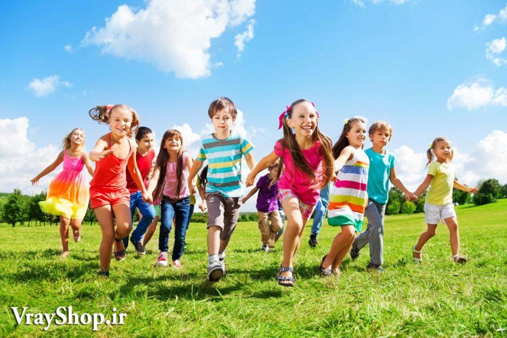رساله بیمارستان کودکان سرطانی