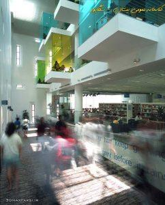 دانلود رساله کتابخانه عمومی public Library پایان نامه معماری مطالعات نمونه مشابه منابع مبانی نظری