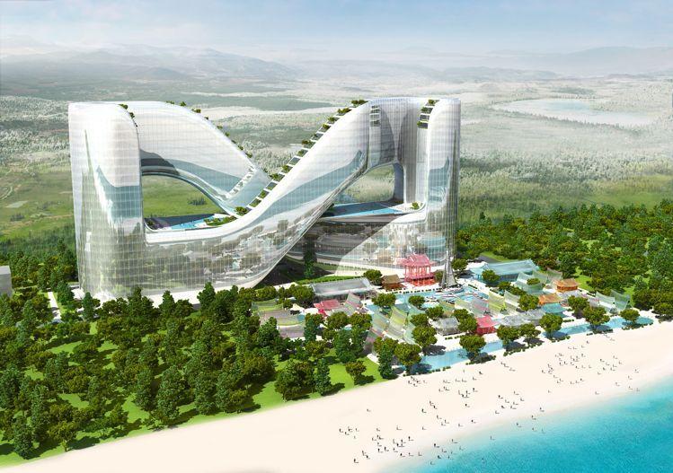 Photo of دانلود رساله هتل 5 ستاره : هتل مجلل کره بازی های المپیک زمستانی 2018