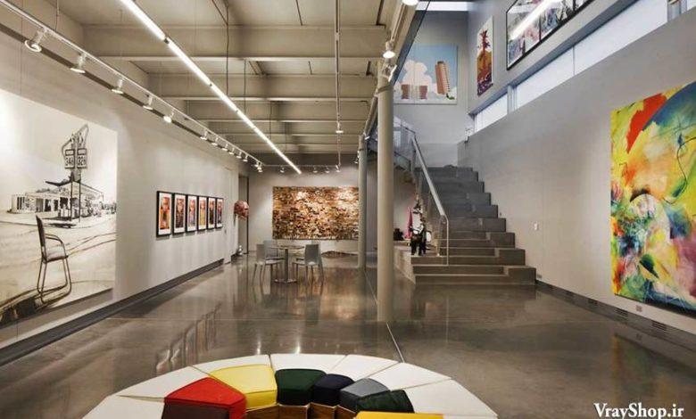 دانلود رساله خانه هنرمندان پایان نامه معماری
