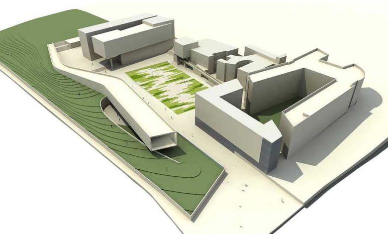 پایان نامه معماری - مدرسه معماری دانشكده هنر و معماری