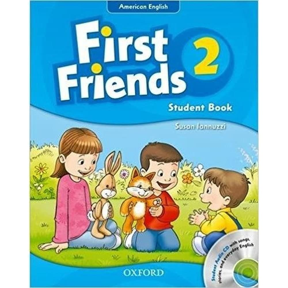 نمونه سوال فرست فرندز : 2 پارت اول First friends 2 A