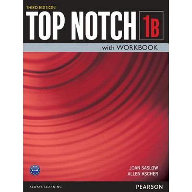 نمونه سوالات تاپ ناچ یک بی کتاب Top notch 1 B