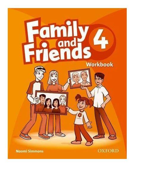 Family and friends 4 third edition نمونه سوالات فامیلی چهار B