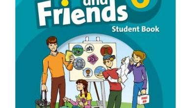 دانلود نمونه سوال کتاب فمیلی فرندز 6 Family and Friends