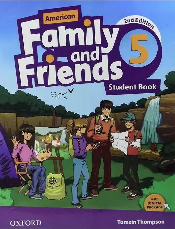 دانلود نمونه سوال فمیلی فرندز Family and friends 5