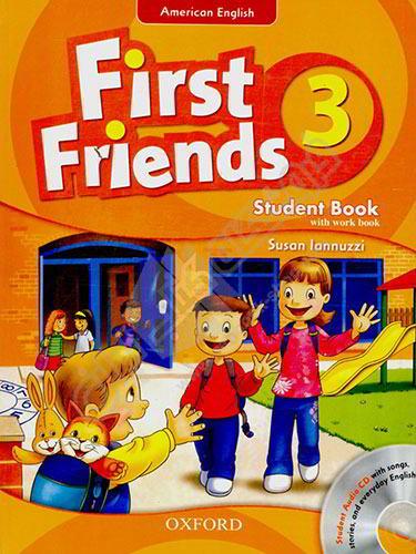 نمونه سوال فرست فرند first friends 3 : درس های 1 تا 5