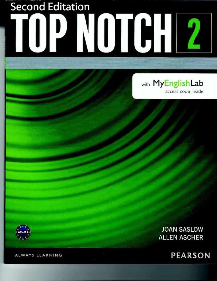 نمونه سوال کتاب تاپ ناچ 2A : قسمت اول کتاب (ویرایش دوم)