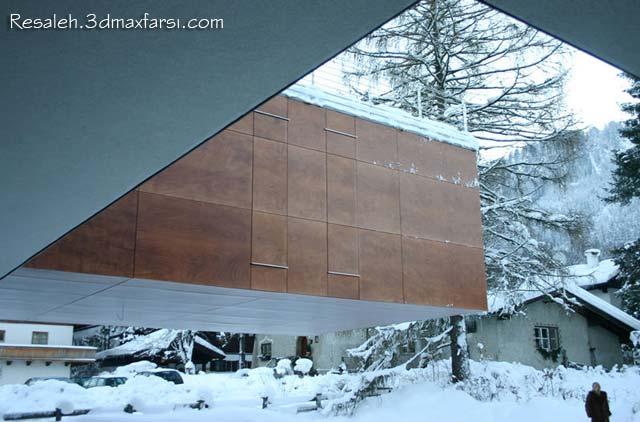 سبک دیکانستراکشن Alpine Deconstructivism