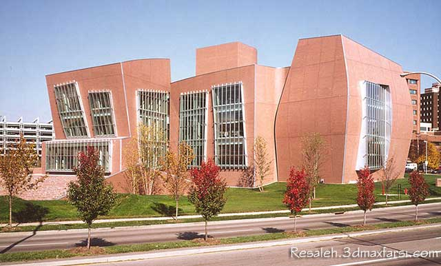 Vontz Center for Molecular Studies, University of Cincinnati فرانک گری
