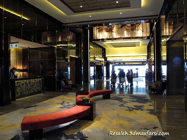 رساله هتل 4 ستاره